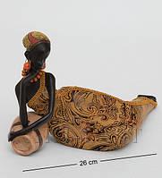 Статуэтка Африканская женщина 26 см SM- 95