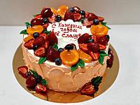 """Торт  """"С каждым годом все слаще"""", фото 1"""