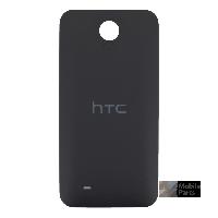 Задняя панель корпуса (крышка) для HTC 500 Desire (Черная)