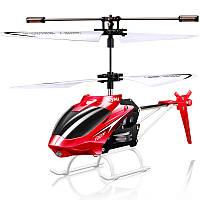Вертолет на р/у Syma Falcon W25 с гироскопом 23 см Красный (hub_hJPj00012)
