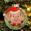 Новогодние украшения, игрушки на елку