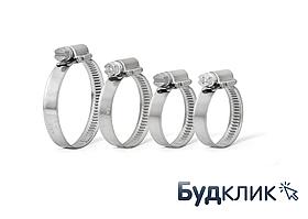 Хомут Червячный 10-16 (Упаковка 50Шт.)