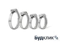 Хомут Червячный 60-80 (Упаковка 50Шт.)