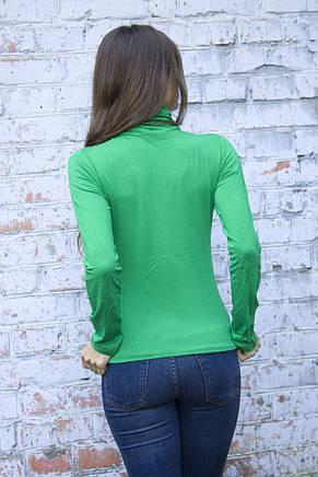 Зеленая водолазка , фото 2
