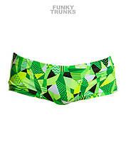 Распродажа! Хлоростойкие мужские плавки Funky Trunks Go Ballistic FT30