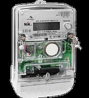 Счетчик электроэнергии однофазный многотарифный NIK 2104.AP2T.1802.MC.11 (5-60А,+PLC +реле +датчик магн. поля)