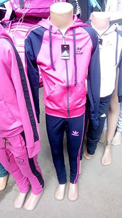 Спортивний костюм Adidas підліток, фото 2