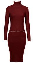 Женское платье в трех цветах, Glo-Story