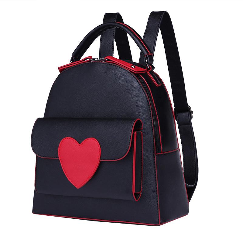 Рюкзак Bobby Love Black