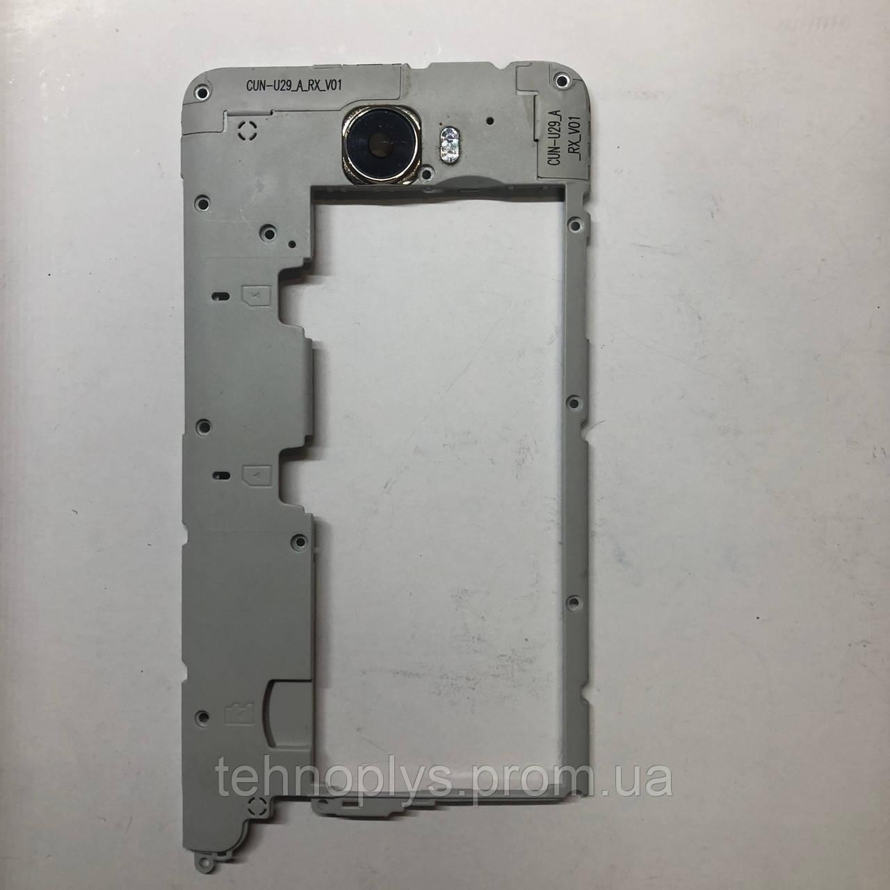 Huawei cun-u29 задня кришка з склом камери БУ