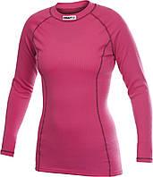 Термокофта жіноча Craft Active Crewneck pink L (199895)
