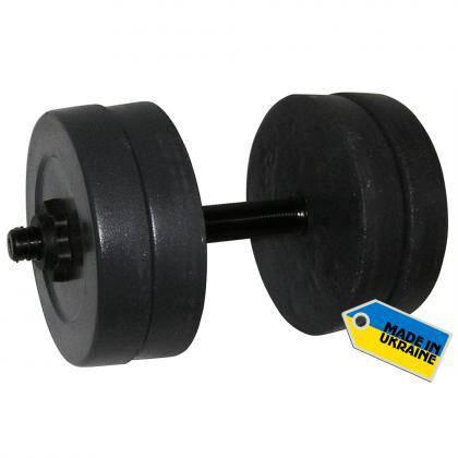 Гантель наборная Newt Rock 10 кг 1 шт., фото 2