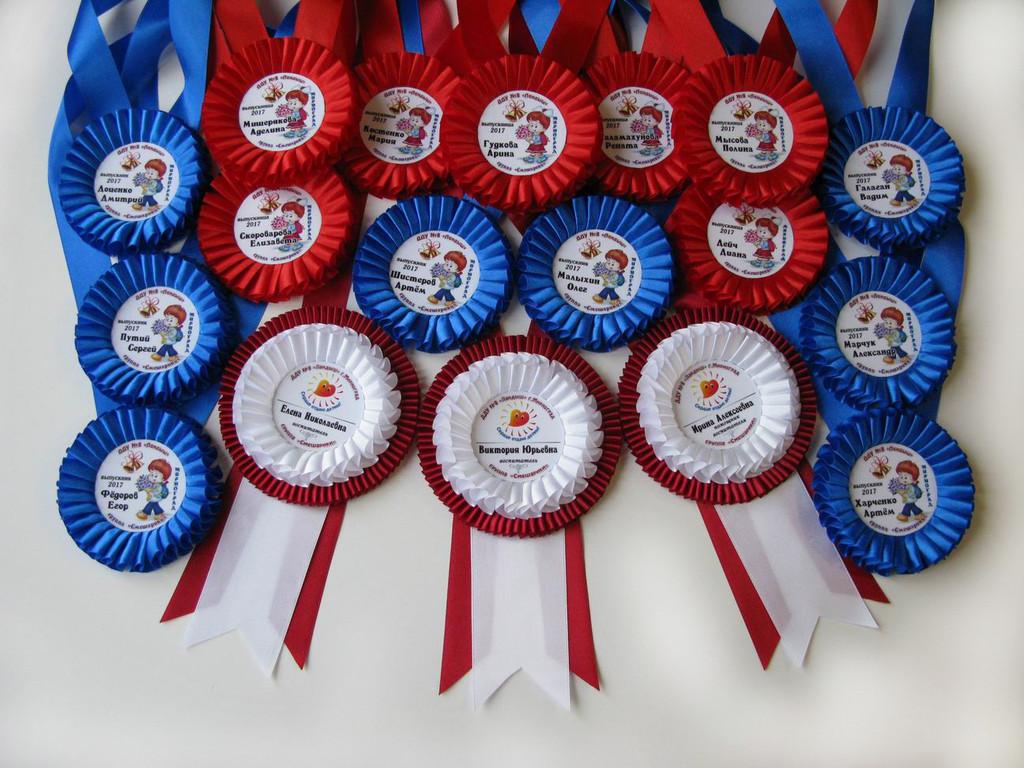 Медаль «Выпускник 2019» — «Золушка» и медаль «Выпускник 2019» — «Капелька» - орден.