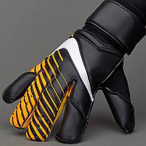 Вратарские перчатки Nike GK Vapor Grip 3 Reverse Stitch Promo PGS254-010 (Оригинал), фото 3