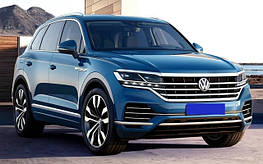 Диски и шины на Volkswagen Touareg