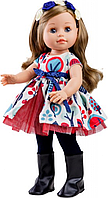 Испанская кукла Paola Reina Emma, 42 см