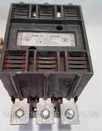 Пускатель магнитный ПМА 6602 380В реверсивный, фото 2