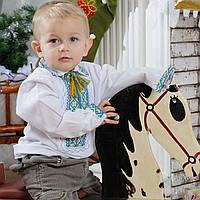 Вышиванка для мальчика (ручная робота, 2 года), фото 1