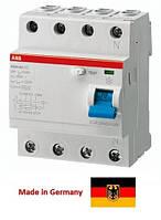 "Устройство защитного отключения (УЗО)  FH 204 AC-63/0,03 TM""ABB"" (Германия)"