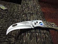 """Нож эксклюзивного дизайна """"Орел керамбит"""". Нож автомат., фото 1"""