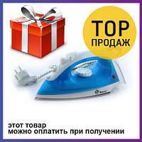Паровой Утюг Domotec 1200Вт MS-2208 Тефлоновое покрытие, фото 1