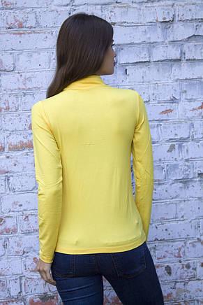 Желтая водолазка, фото 2