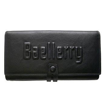 Мужской кошелек клатч портмоне Baellerry S1393 D100