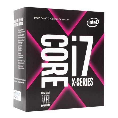 "Процессор Intel Core i7-7740X X-Series 4.3GHz/8GT/s/8MB (BX80677I77740X) s2066 BOX ""Over-Stock"""