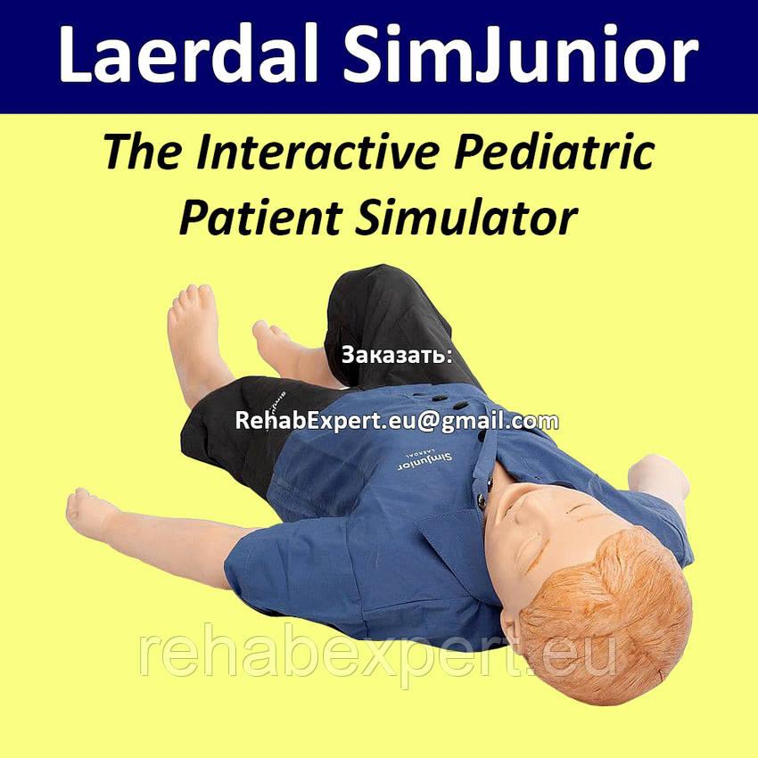 Имитатор пациента Laerdal SimJunior Interactive Pediatric Patient Simulator
