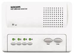 Kocom KIC-304 главное переговорное устройство