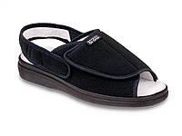 Сандалии диабетические, для проблемных ног мужские DrOrto 983 M 004 Сандалии, Липучка, 48, Лето, Диабетическая, При синдроме диабетической стопы