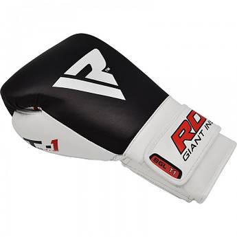 Боксерские перчатки RDX Pro Gel-16 oz