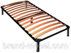 Каркас кровати односпальный с ножками 200*100 см.