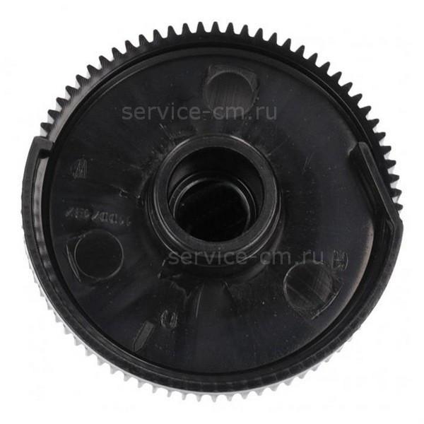 Пластиковая черная шестерня V2 P124