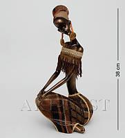 Статуэтка Африканская женщина 38 см SM- 71