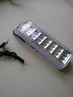 Светодиодный LED аккумуляторный фонарь SY-6808
