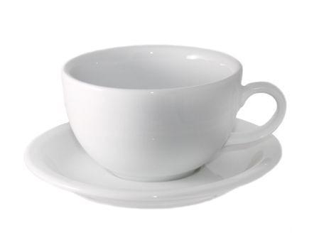 Чашка  Lubiana 100 мл с блюдцем 110мм Ameryka