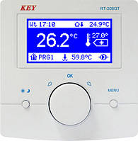 RT-208GT комнатная панель термостат для автоматики RK-2006 LPG/LPG2, фото 1
