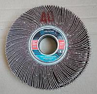 КШЛ круг шлифовальный лепестковый Полистар 150*30*32 мм ,Р40