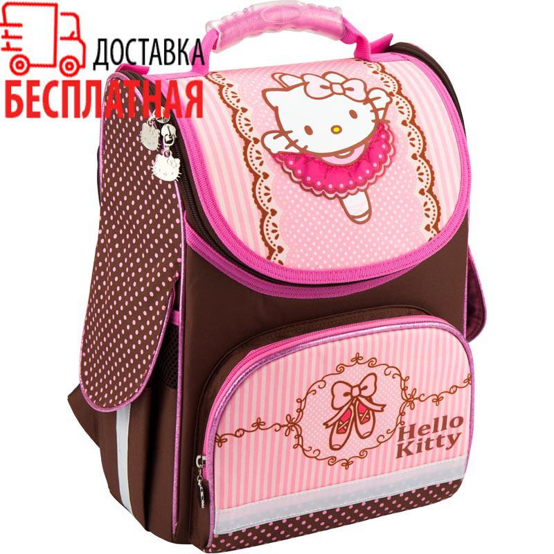 Рюкзак школьный каркасный Kite Hello Kitty HK18-501S