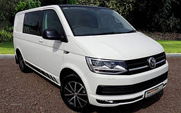 Диски и шины на Volkswagen Transporter