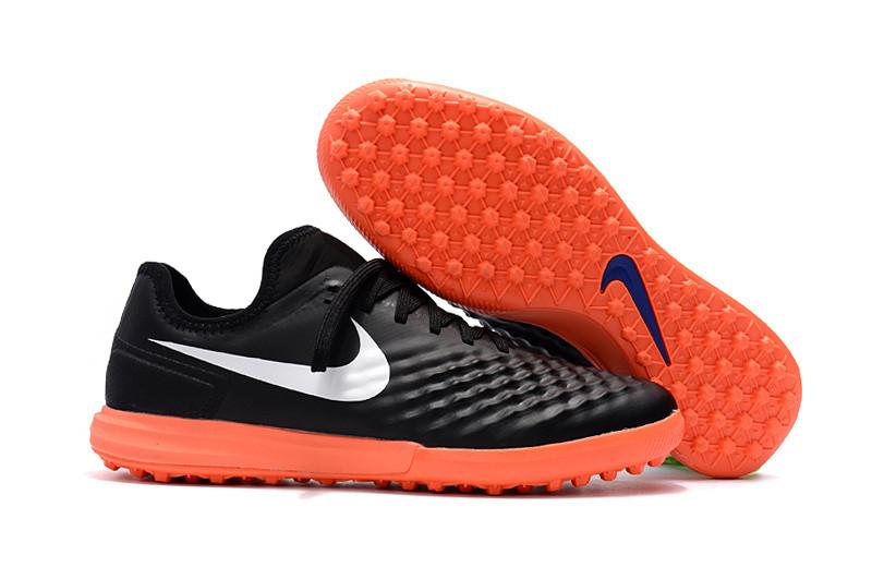 8bda0272 Бутсы Сороконожки Nike MagistaX Finale II TF Black/orang — в ...