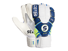 Вратарские перчатки Select Goalkeeper Gloves 03 Youth (601030) Blue/White