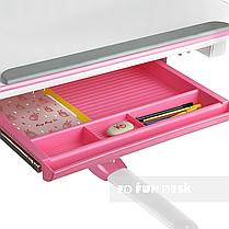 Стол парта-трансформер для девочки FunDesk Amare Pink, фото 3