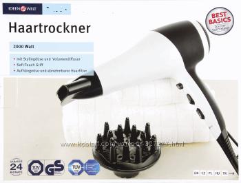 Профессиональный фен для волос из Германии для дома