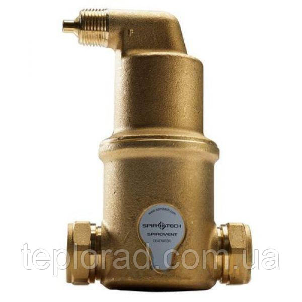 Сепаратор воздуха Spirotech SpiroVent Air ВР 2