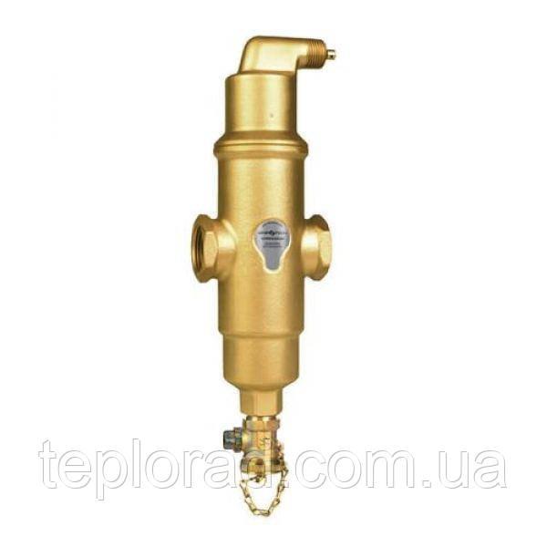 Сепаратор воздуха и шлама Spirotech SpiroCombi Air & Dirt AC100 ВР 1