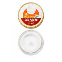 Гель-паста F.o.x Gel paste № 001