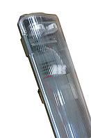 Светильник влагозащищенный 2*36 под LED лампу