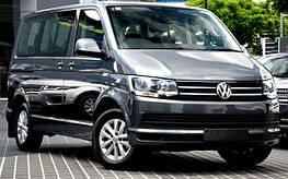 Диски и шины на Volkswagen Multivan